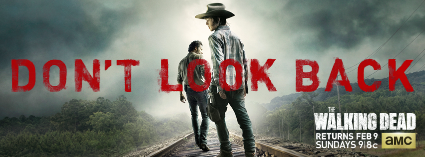 The Walking Dead Season 4 'Dont Look Back'