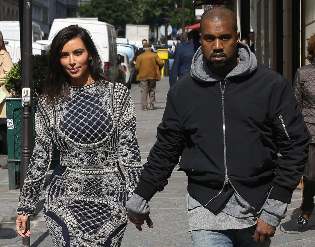 Kim Kardashian Tours In France