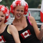 Canada Day Peoples Celebrations