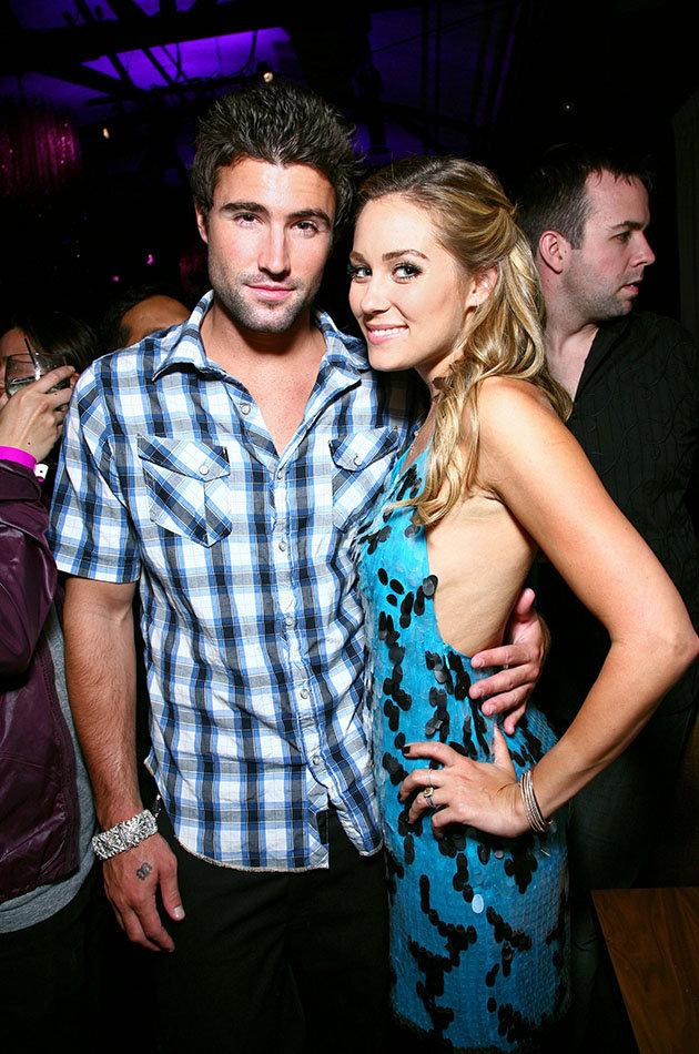 Brody Jenner, he never actually dated Lauren Conrad