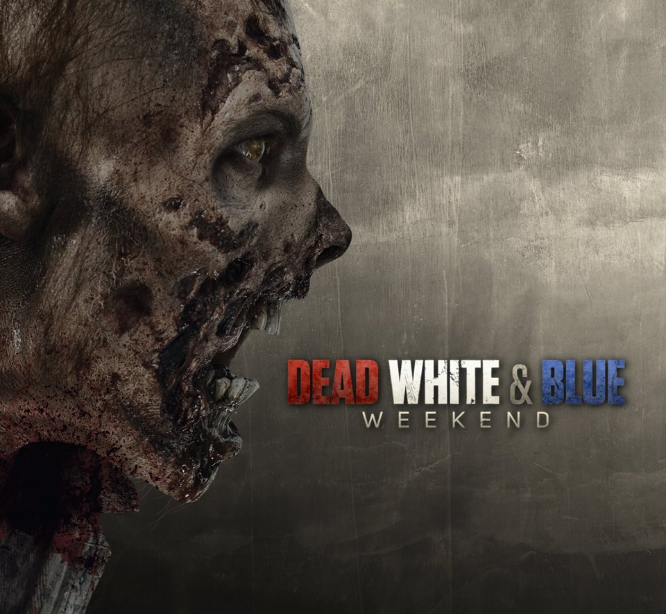 Dead, White and Blue