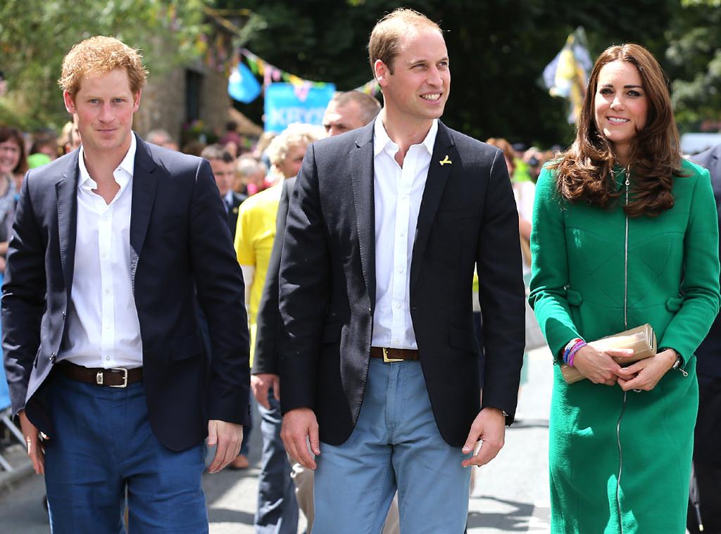 Kate Middleton's Tour de France