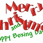 Happy Christmas Boxing Day