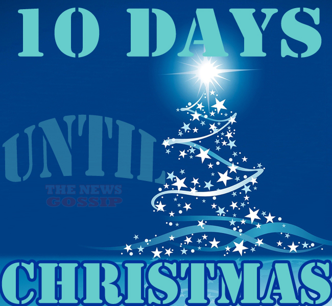 10 days until christmas christmas countdown - How Many More Days Until Christmas 2014