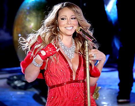 Mariah Careys Isolated All I Want For Christmas Is You Vocals Leaked From Rockefeller Center Tree Lighting Listen