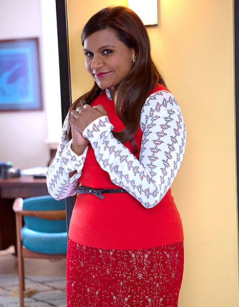 Mindy Project Style