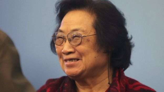 Youyou Tu is Chief Professor at the China Academy of Traditional Chinese Medicine