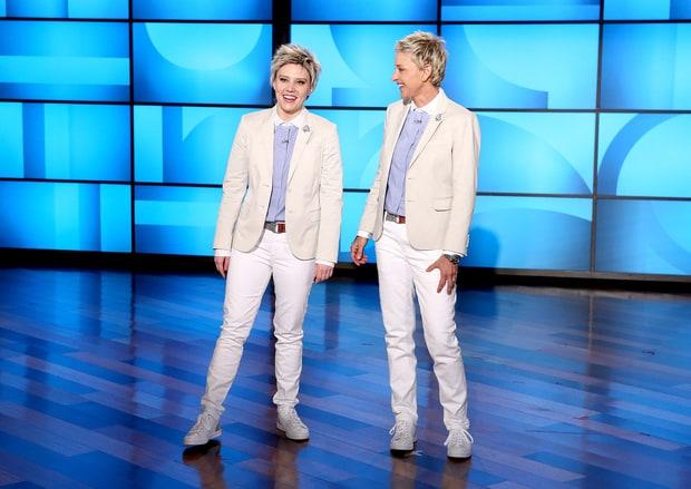 Performance in Ellen Degeneres Show